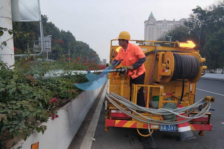 番禺大桥市政园林管理